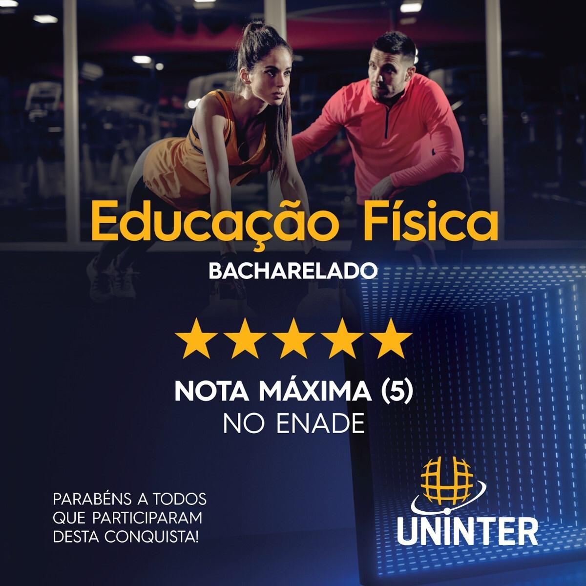 UNINTER EDUCAÇÃO FÍSICA 28 OUTUBRO 2020