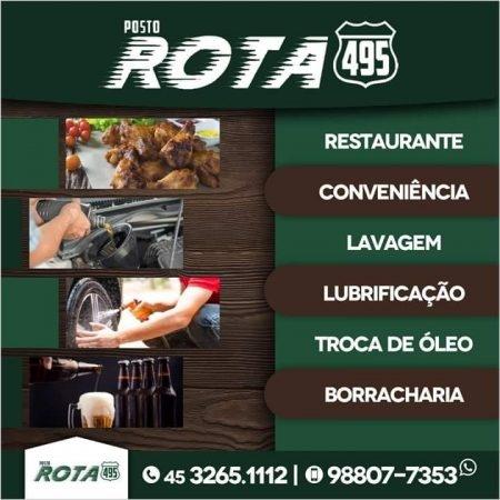 AUTO POSTO ROTA 495