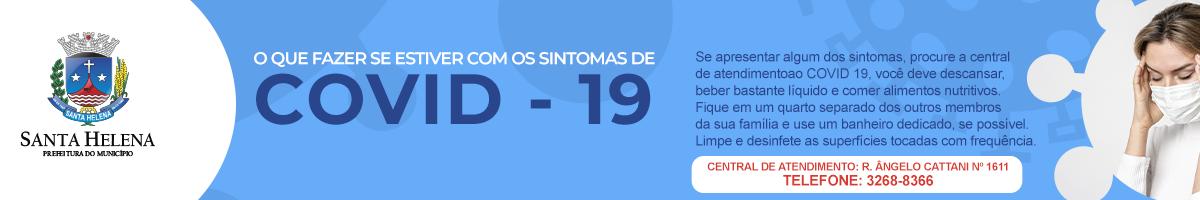 COVID SINTOMAS SANTA HELENA