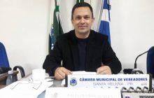 """Vereadores discutem na Sessão desta segunda (25) sobre o Programa """"Investe Santa Helena – Fase V"""