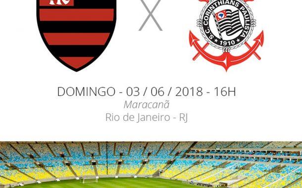 Rodada #9: tudo que você precisa saber sobre Flamengo x Corinthians