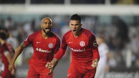 Inter vence na Vila, pula para quinto e deixa o Santos perto do Z-4