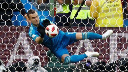 Rússia elimina Espanha nos pênaltis