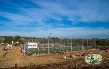 Complexo Esportivo junto ao Lago Municipal foi inaugurado em Missal