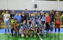 Conhecidas equipes campeãs do Distrital de Futsal de São Clemente