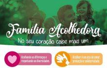 Itaipulândia abre seleção para famílias interessadas no Programa Família Acolhedora
