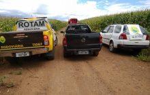 Vídeo: Equipe da ROTAM da 3ª Cia BPVR recupera dois veículos roubados