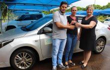 Itaipulândia: Secretaria de Saúde recebe carro para transporte de pacientes