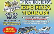 ASPESKAS promove 8º Torneio de Pesca Expo Pesca Tucunaré em Santa Helena