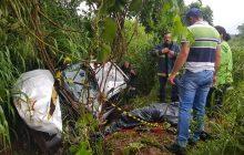 Mulher morre em grave acidente de trânsito na região