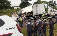 Morador de Santa Helena e outro de Mercedes morrem em acidente no estado de SP