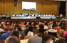 Em Assembleia Irineo da Costa Rodrigues foi reeleito para o 8° mandato como diretor-presidente