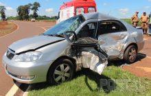 Medianeirense morre em grave acidente no trevo de acesso ao município de Maripá