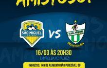 São Miguel Futsal - Amarelinho do Oeste estreia diante de sua torcida neste sábado(16) contra o Aymoré.