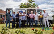 Ambulância e equipamentos para Saúde são entregues em Missal