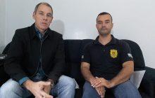 BOM DIA TERRA DAS ÁGUAS - 12.03.2019 (7h) - Ossadas, Cadáver do Caso Estéfani já devem estar em Curitiba, afirma o Delegado Dr. Geraldo Evangelista.