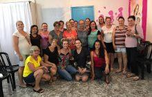 Clubes de mães de Itaipulândia vão realizar trabalhos sociais em parceria com a Secretaria de Assistência Social