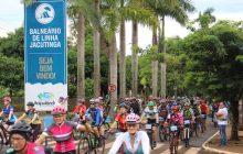 Itaipulândia sediou a 6ª etapa do Circuito regional de cicloturismo; Confira imagens do evento.