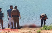 Cabo do Exército fica preso em rede de pesca e morre afogado em Santa Terezinha de Itaipu
