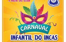Vídeo: Clubes União e Incas realizam carnaval infantil, tem baile no Bailão do Tonho e muita folia na Excalibur