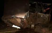 Santa Helena: Duas pessoas ficam feridas em acidente