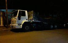 DENARC apreende quase uma tonelada de maconha em caminhão com placas de Marechal Rondon