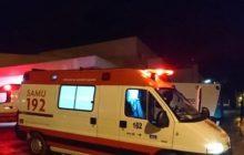 Medianeira: Homem é socorrido e levado ao hospital após ser baleado no Bairro Frimesa