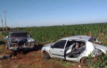 Missal: Grave acidente é registrado na PR-495 próximo a Dom Armando