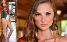 Miss Brasil 2019 será conhecida neste sábado e Djenifer Frey de Missal é a representante Paranaense no evento.