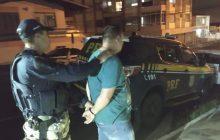 Paranaense é preso com 84 KG de pasta base de cocaína; Silverado apreendida tem placa de Santa Helena.