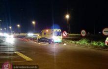Medianeira: Morre no hospital mulher vítima de atropelamento na BR 277