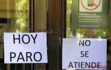 Greve geral na Argentina afeta serviços em Puerto Iguazú nesta terça-feira(30)