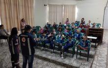 SAMU orienta alunos de Itaipulândia sobre primeiros socorros