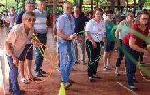 I Jogos de Integração da 3ª Idade foram realizados em Santa Helena
