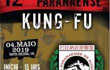 Campeonato Paranaense de Kung Fu acontece neste final de semana em Santa Helena.