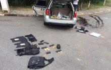 Tentativa de roubo a bancos termina com 11 bandidos mortos após tiroteio