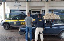 Apreensões de drogas em rodovias federais do Paraná caem 78% no primeiro trimestre, diz PRF