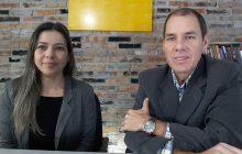 Vídeo: Bom Dia Terra das Águas entrevista hoje(17.05) a secretária de Educação Ana Paula