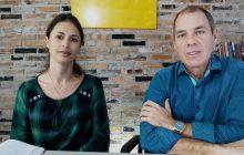 Vídeo: BOM DIA TERRA DAS ÁGUAS entrevista hoje (07) Daniele Schaparini, secretária de Planejamento na administração de Santa Helena