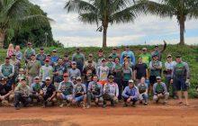 Paraguaio pesca o maior peixe em competição com caiaque realizado em Santa Helena