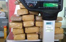 Após prisão de rondonenses com maconha no Sudoeste, ponto de distribuição de drogas é localizado em Pato Bragado