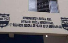 Ex-vereador e diarista são presos suspeitos de estuprarem criança de 11 anos