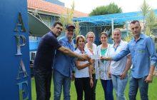 Associação de Pesca Kai&Sara repassou 10 mil reais a APAE de Santa Helena
