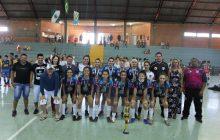 Itaipulândia sediou jogos do I Circuito Regional de Futsal Masculino e Feminino; Itaipulândia faturou o título no feminino.