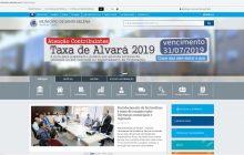 Guia para regularização de alvará municipal pode ser emitida pela internet