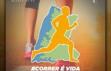 Projeto Correr é Vida, Quem Não Corre, Caminha inicia segunda(17) em Santa Helena
