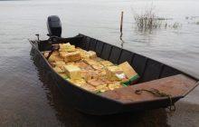 Operação Integrada da PF e BPFRON realiza apreensão de 1 tonelada de maconha em Pato Bragado