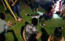 BPFRON atua no Junho Paraná sem Drogas em Festa de música eletrônica