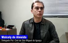 Delegado fala sobre caso de latrocínio que vitimou mulher no interior de São Miguel do Iguaçu