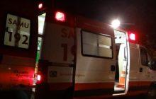 Acidente em Santa Helena deixou uma pessoa ferida na madrugada